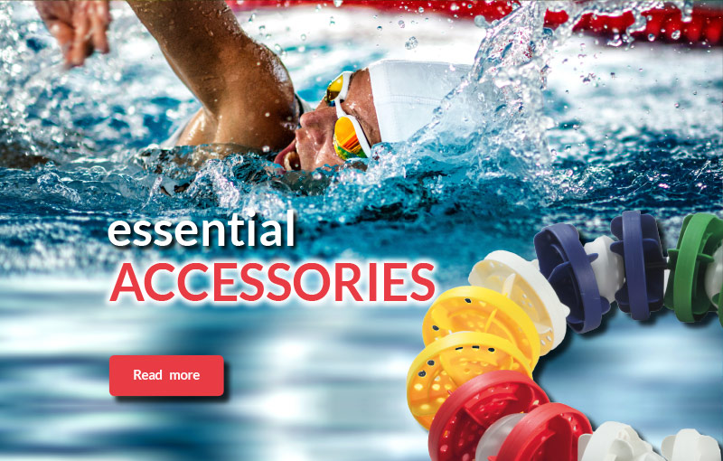 Lane rope accessories - News 87 - Swimming pool gratings ...