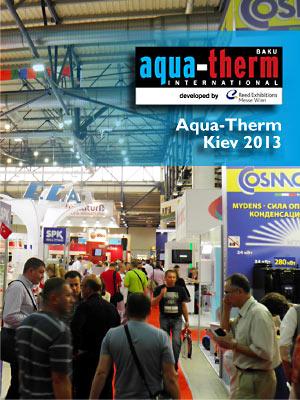 Aqua-Therm Kiev è la più grande e nota fiera in Ucraina per il settore HVAC.