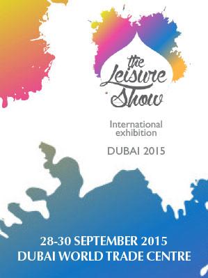 "«The Leisure Show"" Dubai 2015"