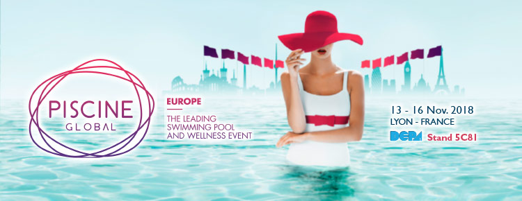 Piscine Global Europe Lyone 2018