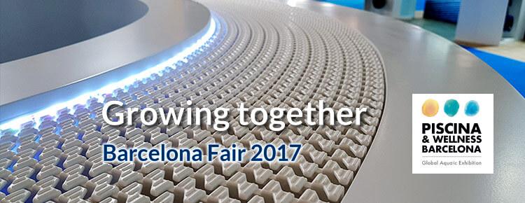 Depa at the Barcelona Fair 2107
