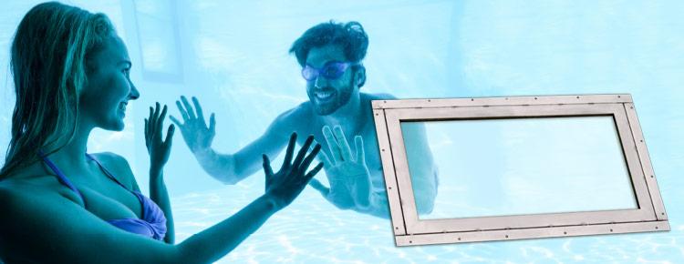 Ti piace VEDERCI chiaro? | Oblò subacquei Gr. 41 e Gr. 42