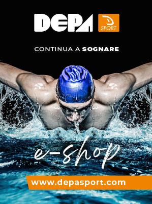 E-shop Depasport: continua a sognare!